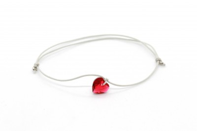 LOVE IS ALL HEART bracelet...