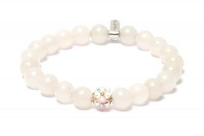 MONTHS rose quartz bracelet...